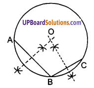 UP Board Solutions for Class 9 Maths Chapter 10 Circle img-6