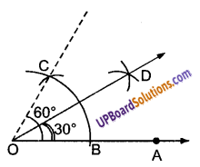 UP Board Solutions for Class 9 Maths Chapter 11 Constructions img-3