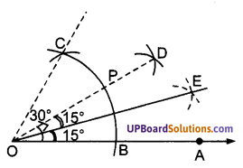 UP Board Solutions for Class 9 Maths Chapter 11 Constructions img-5