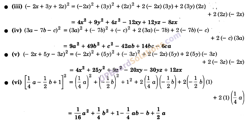 UP Board Solutions for Class 9 Maths Chapter 2 Polynomials img-23
