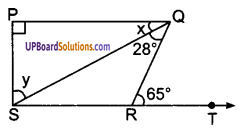 UP Board Solutions for Class 9 Maths Chapter 6 Lines and Angles img-18