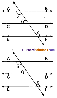 UP Board Solutions for Class 9 Maths Chapter 6 Lines and Angles img-9