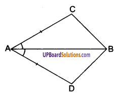 UP Board Solutions for Class 9 Maths Chapter 7 Triangles img-1