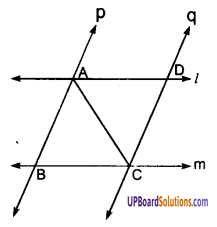 UP Board Solutions for Class 9 Maths Chapter 7 Triangles img-4