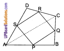 UP Board Solutions for Class 9 Maths Chapter 8 Quadrilaterals img-12