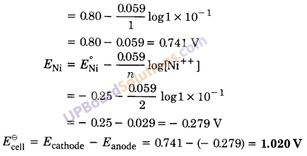 UP Board Solutions for Class 12 Chemistry Chapter 3 Electro Chemistry image 43