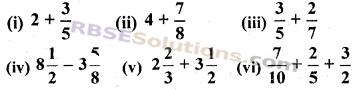 RBSE Solutions for Class 7 Maths Chapter 2 भिन्न एवं दशमलव संख्याएँ Ex 2.1 img 10