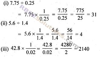 RBSE Solutions for Class 7 Maths Chapter 2 भिन्न एवं दशमलव संख्याएँ In Text Exercise img 35
