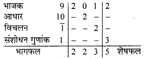 RBSE Solutions for Class 7 Maths Chapter 6 वैदिक गणित Ex 6.8 Q5