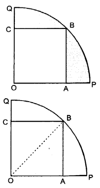 UP Board Solutions for Class 10 Maths Chapter 12 Areas Related to Circles page 257 13