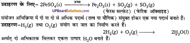 UP Board Solutions for Class 10 Science Chapter 1 Chemical Reactions and Equations img-14