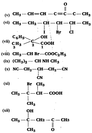 UP Board Solutions for Class 11 Chemistry Chapter 12 Organic Chemistry Some Basic Principles and Techniques img-55