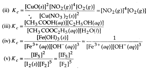 UP Board Solutions for Class 11 Chemistry Chapter 7 Equilibrium img-4