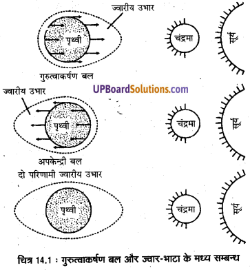 UP Board Solutions for Class 11 Geography Fundamentals of Physical Geography Chapter 14 Movements of Ocean Water(महासागरीय जल संचलन) img 1