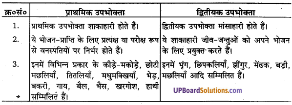 UP Board Solutions for Class 11 Geography Fundamentals of Physical Geography Chapter 15 Life on the Earth(पृथ्वी पर जीवन) img 1