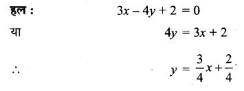 UP Board Solutions for Class 11 Maths Chapter 10 Straight Lines 10.3 7