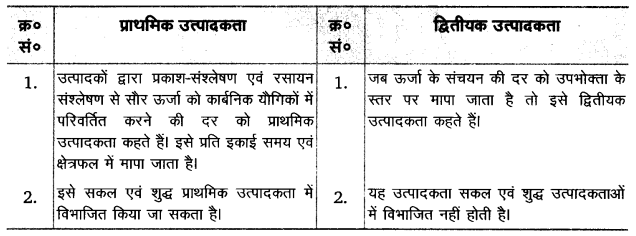 UP Board Solutions for Class 12 BiologyChapter 14 Ecosystem img-7