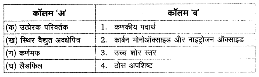 UP Board Solutions for Class 12 BiologyChapter 16 Environmental Issues img-1