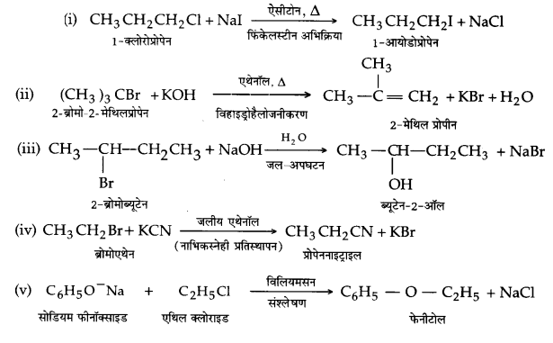 UP Board Solutions for Class 12 Chemistry Chapter 10 Haloalkanes and Haloarenes image 29