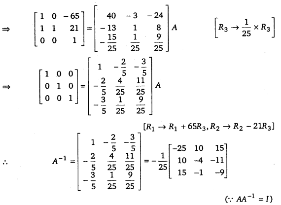 UP Board Solutions for Class 12 Maths Chapter 3 Matrices image 105