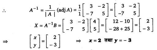 UP Board Solutions for Class 12 Maths Chapter 4 Determinants image 123