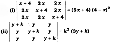 UP Board Solutions for Class 12 Maths Chapter 4 Determinants image 38