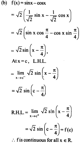 UP Board Solutions for Class 12 Maths Chapter 5 Continuity and Differentiability image 43