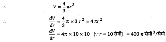 UP Board Solutions for Class 12 Maths Chapter 6 Application of Derivatives image 10