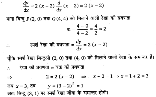 UP Board Solutions for Class 12 Maths Chapter 6 Application of Derivatives image 53