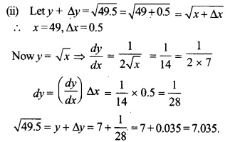 UP Board Solutions for Class 12 Maths Chapter 6 Application of Derivatives image 86