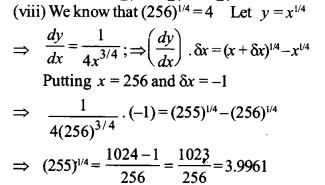UP Board Solutions for Class 12 Maths Chapter 6 Application of Derivatives image 91