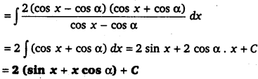 UP Board Solutions for Class 12 Maths Chapter 7 Integrals image 124