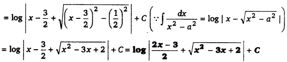 UP Board Solutions for Class 12 Maths Chapter 7 Integrals image 172