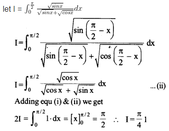 UP Board Solutions for Class 12 Maths Chapter 7 Integrals image 402