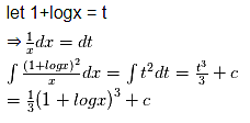 UP Board Solutions for Class 12 Maths Chapter 7 Integrals image 97