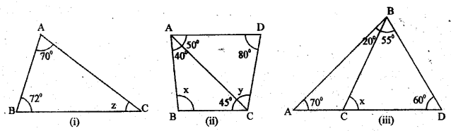 UP Board Solutions for Class 6 Maths Chapter 13 त्रिभुज 13f 1