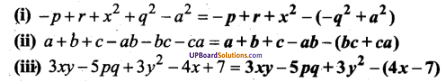 UP Board Solutions for Class 6 Maths Chapter 6बीजीय व्यंजक 13
