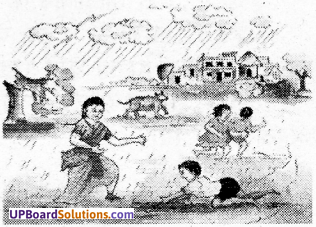 UP Board Solutions for Class 7 Hindi Chapter 9 मेघ बजे, फूले कदम्ब (मंजरी) image - 1