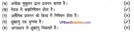 UP Board Solutions for Class 8 Science Chapter 7जन्तुओं में जनन img-1