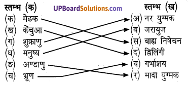 UP Board Solutions for Class 8 Science Chapter 7जन्तुओं में जनन img-2