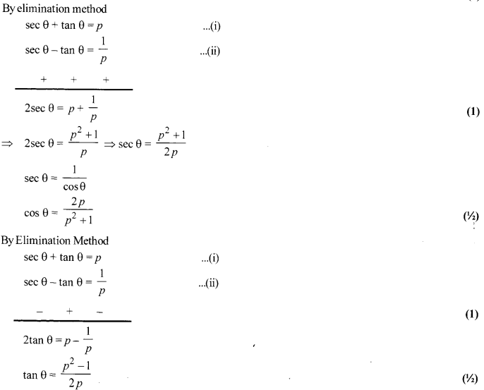 CBSE Sample Papers for Class 10 Maths Paper 1 img 27