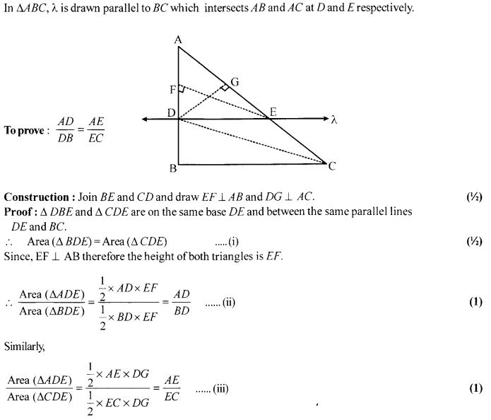 CBSE Sample Papers for Class 10 Maths Paper 1 img 34